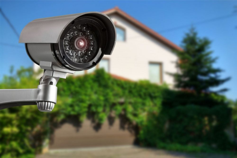 Монтаж камер видеонаблюдения